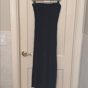 Billabong black maxi dress/skirt